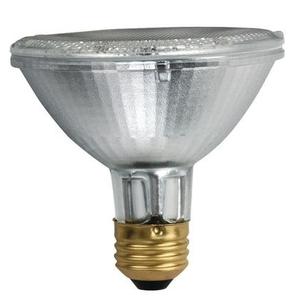 Satco S4102 Halogen Lamp, PAR30, 75W, 120V, FL38