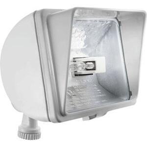 RAB QF200FW Flood Light, Quartz, 200W, White