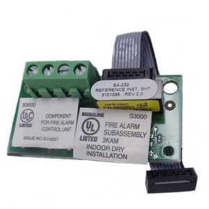 Edwards SA232 RS-232 Interface Card