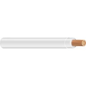 Multiple THHN4STRWHT5000RL 4 AWG THHN Stranded Copper, White, 5000'