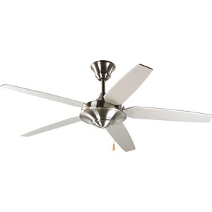 Progress Lighting P2530-09 PROG P2530-09 54in 5-BLADE FAN