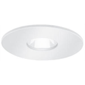"Elite Lighting B422WH Pinhole Trim, 4"", White"