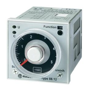 Finder Relays 88.12.0.230.0002 Time Switch, Plug In, In-Wall, 100 Hour, 5/10A, 230VAC