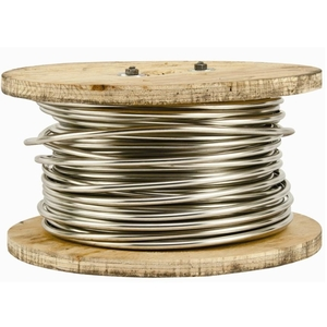 Multiple BARE2SOLTIN410RL 2 AWG Bare Copper, Tinned, Solid, 410'