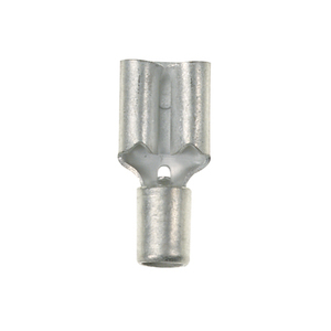 """Panduit D14-250-M Female Disconnect, Non-Insulated, 16 - 14 AWG, .250"""" x .032"""" Tab, 1000/PK"""