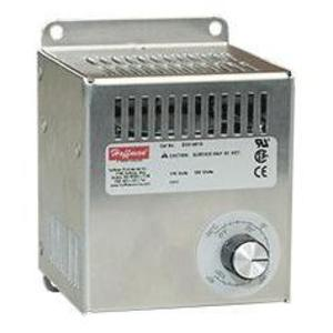 Hoffman DAH1002A Electric Heater, 100W, 230V, 50/60 Hz, Aluminum