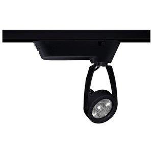 Juno Lighting T196-BL Track Head, Spot Light, 50W, Black