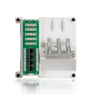 Leviton 47603-DP6 Board Combo 1x4 6way 1g