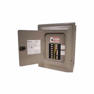 Eaton CH10GEN5030SN Generator Panel, 30A, 7.5kW, 10 Circuit, NEMA 1