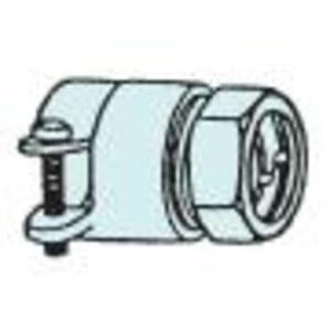 Appleton TWCC-50 EMT Combination Coupling, EMT to Flex, 1/2 inch, Malleable
