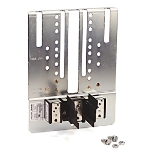 Allen-Bradley 1494F-F60 Disconnect Switch, Fuse Block Adapter Plate, Fixed Depth, 60A
