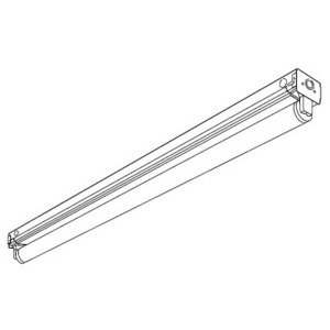 Hubbell-Columbia Lighting CH2-120-L120 High Output Strip Light, 2', 120V