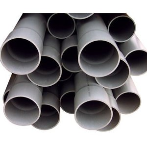 "Multiple 400EB20 Utility Duct, PVC, Type EB20, 4"" Diameter, 20'"