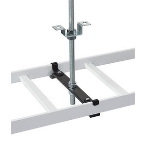 Hoffman LCSK12 Ldr Rack 12in Ctr Support Pltd