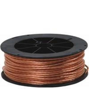 Multiple BARESD27STR1000RL 2 Strand Copper Wire Soft Drawn 1000'