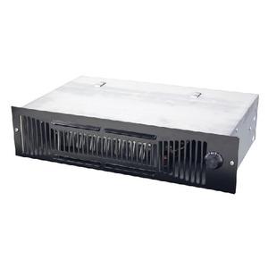Qmark QTS1100 Toe Space Fan-Forced Heater, 1125/563W, 120V