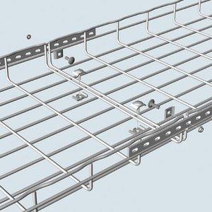 Cablofil ED275EZ Ed275ez-universal Splice Bar-50 Per Case