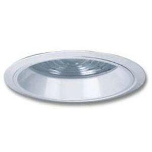 """Lithonia Lighting 6L4 6"""" Lens Glass Fresnel, Fluorescent, White"""