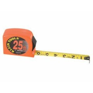 Klein 928-25HV 25 Ft High-vis Power-ret Tape