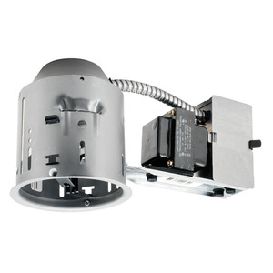 Juno Lighting TC44R Low Voltage Universal TC Remodel Non-IC Housing, 4""