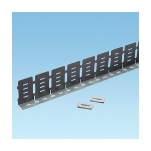 "Panduit SD3EMI EMI Noise Shield for 3"" High Panduit Wiring Duct, (2) 3' Sections, Clips, Paste"
