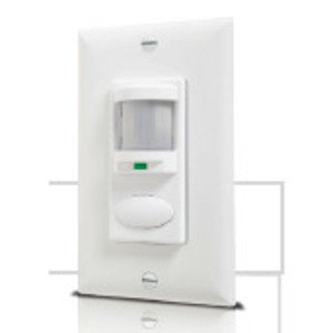 Sensor Switch WSD-IV Occupancy Sensor, Infrared, Wall Mount, 180°, Ivory