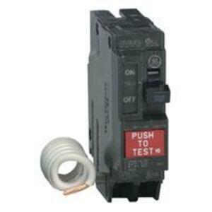 GE Industrial THQL2130GFEP Breaker, 30A, 2P, 120V, 10 kAIC, Q-Line, GFCIEP