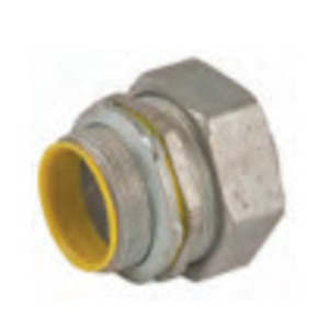 """Hubbell-Raco 3515RAC Straight Insulated Connector, 1-1/4"""""""