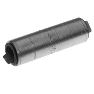 Burndy YS1CA1 Compression Buttsplice, Aluminum, 1 AWG, CU/AL Rated
