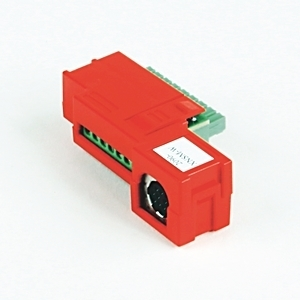Allen-Bradley 2090-XNSM-W Wiring Header, Safe Off, for Multiple Drive System