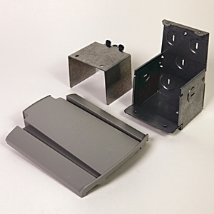 Allen-Bradley 20-750-NEMA1-F2 AC Drive, NEMA /UL Type 1 Enclosure Kit, Frame 2