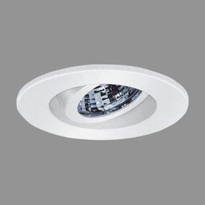 "Elite Lighting B1213WH 2"" Adjustable Eyeball Wall Wash, White Finish"