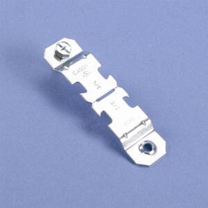 "Erico Caddy SK205I Strut Clamp, Universal, 1-Piece, 1-1/4"", Steel/Zinc"
