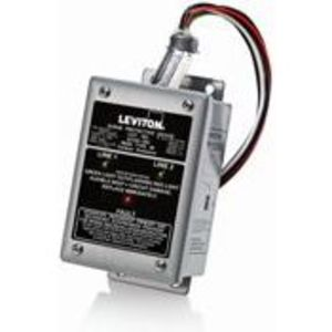 Leviton 32277-DY3 Surge Protection Device, 277/480VAC, 3P Wye or Delta. NEMA 3R