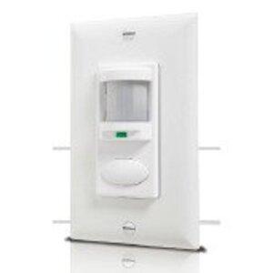 Sensor Switch WSD-WH Occupancy Sensor, Infrared, Wall Mount, 180°, White