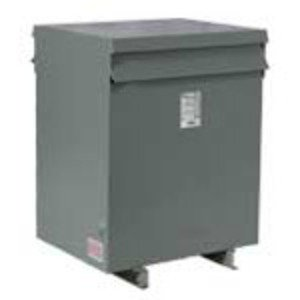 Hammond Power Solutions NMK112PK Transformer, Dry Type, Sentinel, 112.5KVA, 600 Delta - 480Y/277, NEMA 2