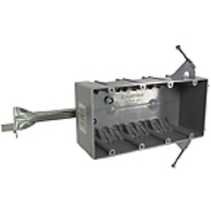 Hubbell-Raco 7645RAC Nm Box 4g Fm Bkt Brace Nails