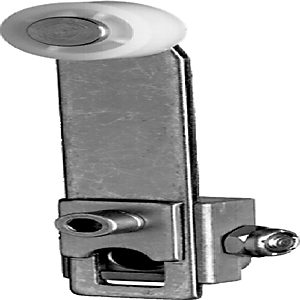 "Allen-Bradley 802T-W30A Operating Lever, Roller, Non-Adjustable, 3""L, Steel Wheel, Front, 0.75"""