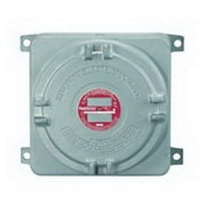 Appleton GUBB-33 Cast Junction Box, Explosionproof, Dust-Ignitionproof, Malleable Iron