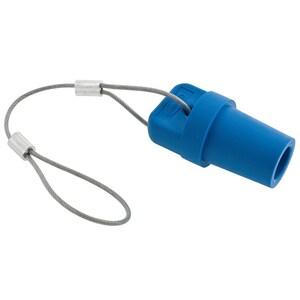 Hubbell-Wiring Kellems HBLMCAPBL SINGLEPOLE, MALE CAP,