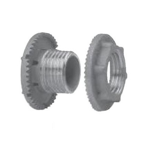 """Cooper Crouse-Hinds SSTC1 Drain Plug, Non-Hazardous, Size: 1/2"""", Aluminum"""