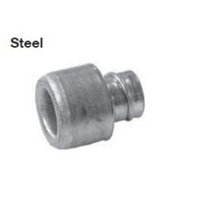 "Appleton STF-38 Liquidtight Grounding Ferrule, 3/8"", Steel"