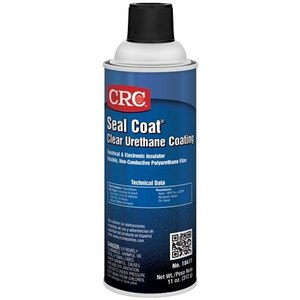 CRC 18411 Seal Coat Urethane Coating - 16oz Aerosol Can