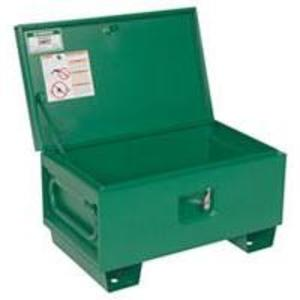 "Greenlee 2142 Mobile Storage Chest - HxWxD: 20"" x 42"" x 20"""