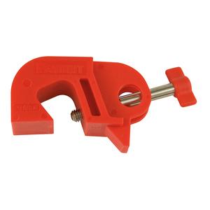 Panduit PSL-CBILNT Breaker, PowerLOK, Lockout Device, Red, No Tool Required, 1/2P