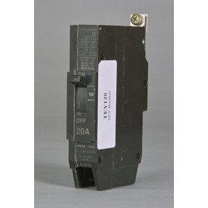 GE TEY180 1P-277V-80A CB