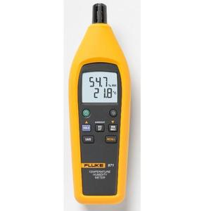 Fluke FLUKE-971 Temperature Humidity Meter, -4°F to 140°F, 5-95%