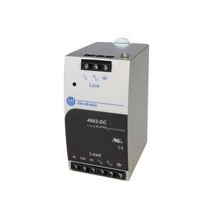 Allen-Bradley 4983-DC120-20 Filter, Surge Protective Device, 120VAC, 20A, DIN Rail Mount
