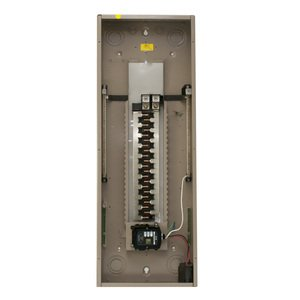 Eaton CHSUR42L225L2 Load Center, 225A, 120/240VAC, 42 Circuit, Surge Device Installed