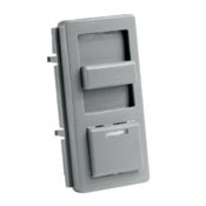 Leviton IPKIT-G Color Change Kit, Gray